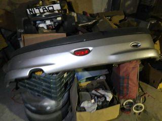 Paragolpes trasero Peugeot 206