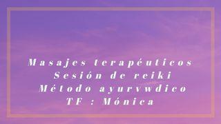 masajes terapéuticos y de relajación