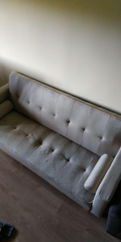 Sofá cama escandinavo