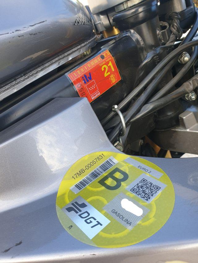 Hyosung GT 250 R