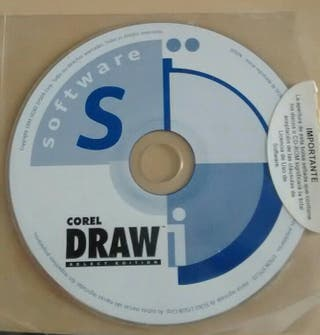 Corel Draw Select edition. Original