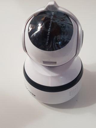 cámara de vigilancia HD wifi sin usar