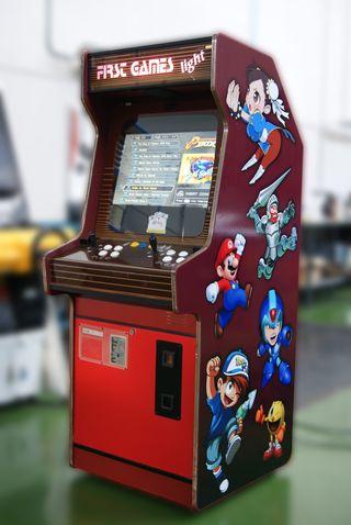 Máquina Arcade First Games Light
