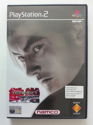 Videojuego Tekken Tag Tournament PS2 - SCE (2000)