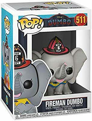 Funko Pop Dumbo Fireman 511 Disney