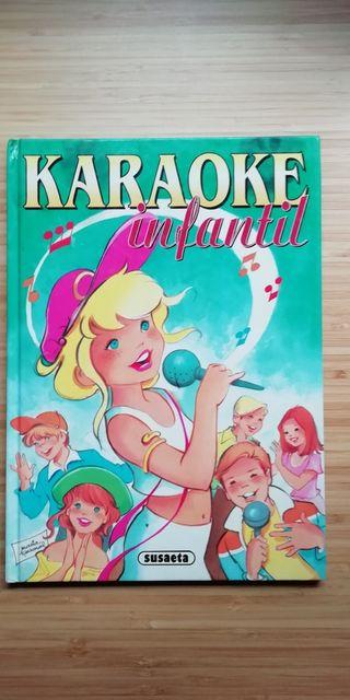 Libro Karaoke infantil