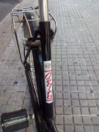 "Bicicleta clásica ""Órbita"""