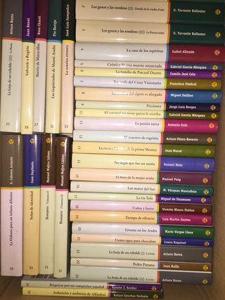Coleccionable El Mundo. 141 números.