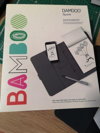 Wacom Bamboo Spark A5 cuaderno tableta digital