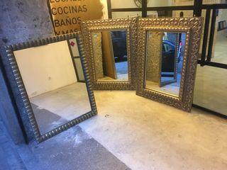Espejos clásicos 99€/ ud