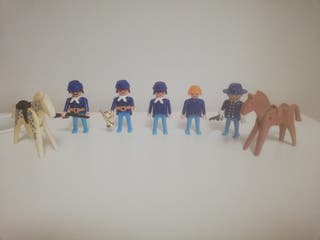 Nordistas y regalo caballos Playmobil Fuerte bravo