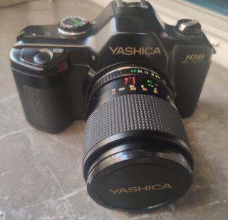 Cámara fotográfica analógica Yashica 35mm