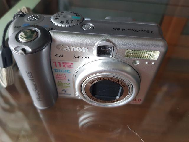 Cámara de fotos analógica CANON+ bolsa + regalo
