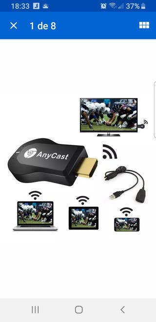 wifi anycasts