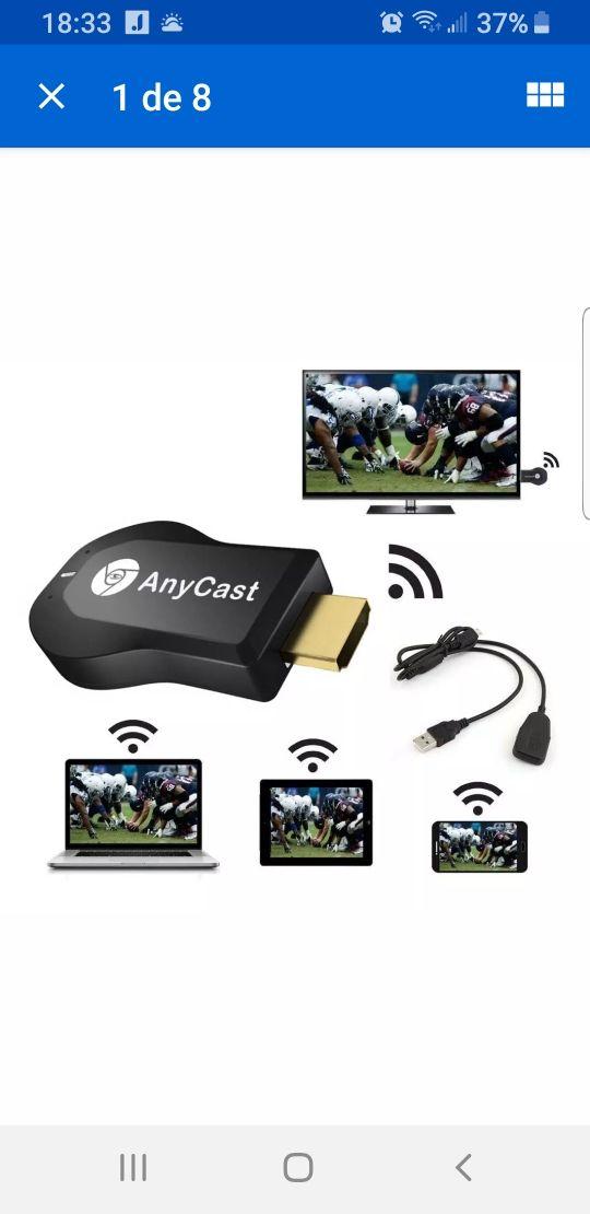 wifi anycasts