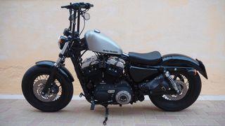 Harley Davidson forty-eight sportster