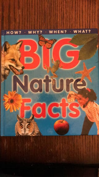 Big nature facts. Collection only