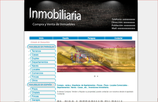 Diseño Web para empresas inmobiliarias