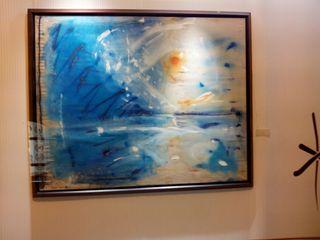 Vendo obra de artistas - pintores gallegos