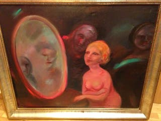 Perez Bellas pintor gallego