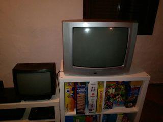 2 televisores