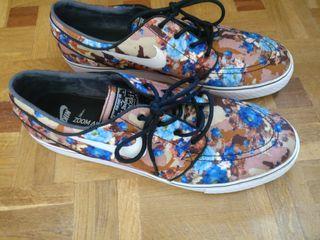 Zapatillas Nike SB Janoski Floral Edition