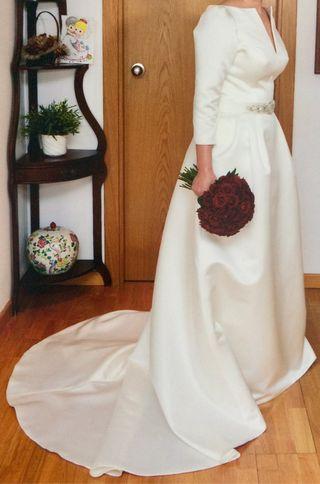 Vestido novia - Firma Jesús Peiró