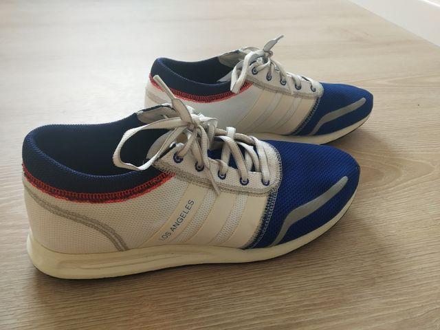 """Adidas """"los ángeles"""" 42'5/27cm"""