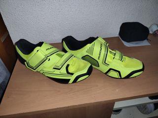 Zapatillas ciclismo hombre Muddyfox talla 44-45