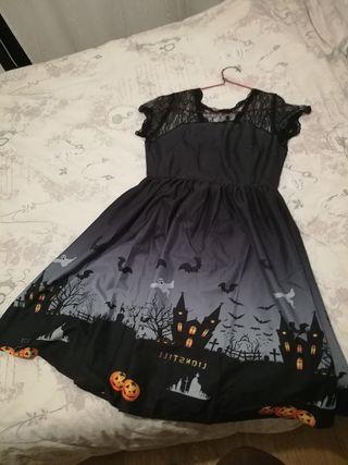 Vestido de Halloween
