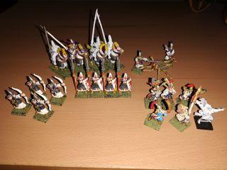 warhammer fantasy lote altos elfos