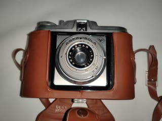 Camara Vintage Afga Isola 75mm 6.3