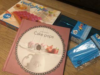 Kit de cake-pops