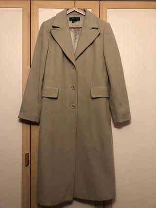 Abrigo largo t 40