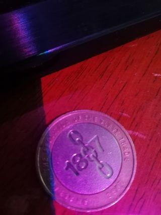 1807 £2 coin