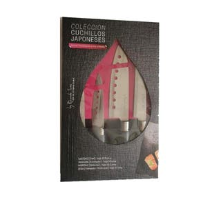 Colección Cuchillos Japoneses