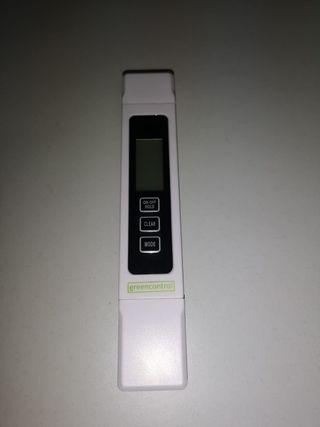 TDS medidor de partículas