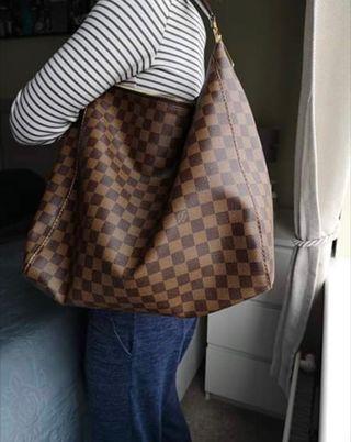 Louis Vuitton Gm portobello bag