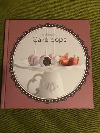 Libro de recetas cake-pops