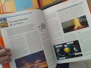 colección de libros guía temática planeta
