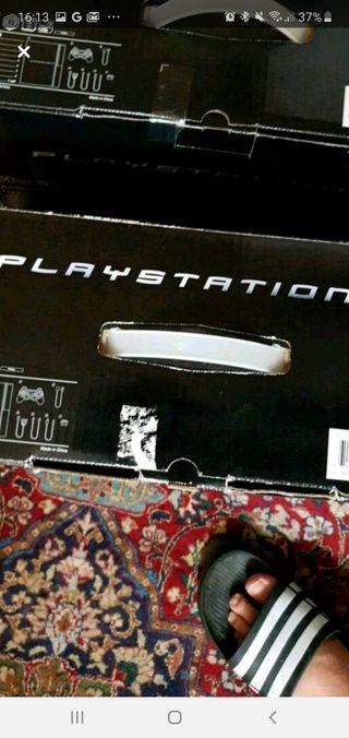 Sony PlayStation 3 60gb New Sealed
