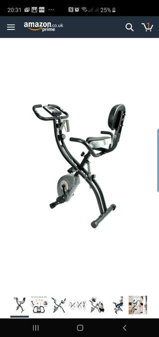 Avitafit Foldable Wondercore Cycle