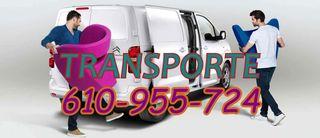Transportes, Minimudanzas y Mudanzas Grandes y Peq