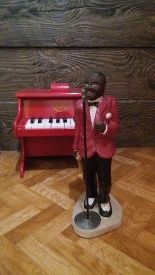 Figura de Jazz LOUIS ARMSTRONG