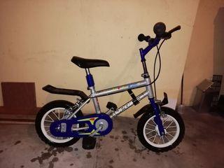 Bicicleta infantil TOPBIKE