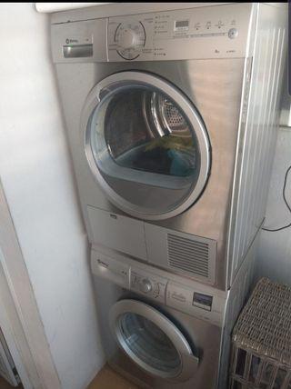 Lavadora y Secadora