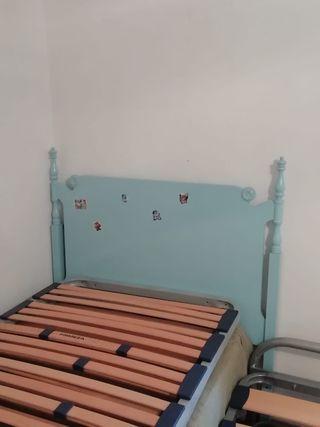 IDEAL Conjunto juvenil lacado Azul