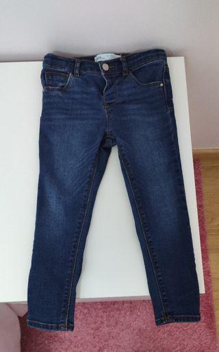 jeans zara niña