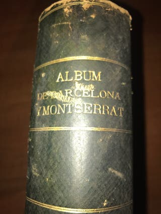 Albúm De Barcelona I Montserrat