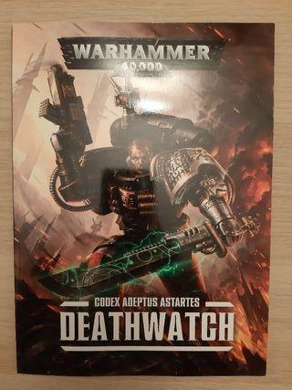 Codex Deathwatch 7 español